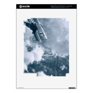 Aerial Combat on the Western Front, World War One, Skin For iPad 3