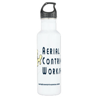 Aerial Contrivance 24oz Water Bottle