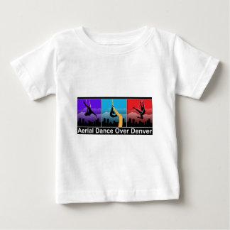 Aerial Dance Over Denver Baby T-Shirt