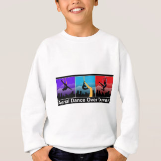 Aerial Dance Over Denver Sweatshirt