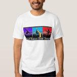 Aerial Dance Over Denver T-shirts