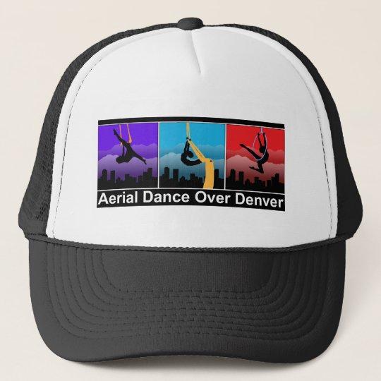 Aerial Dance Over Denver Trucker Hat
