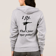 Aerial Hoody at Zazzle