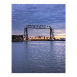 Aerial Lift Bridge Flyer