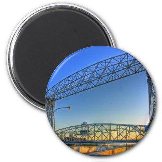 Aerial Lift Bridge Magnets