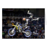 aerial moto-cross #2 with crowd cards