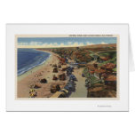 Aerial of Crystal Cove Card