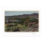Aerial of O'Donnell Golf Course Postcards