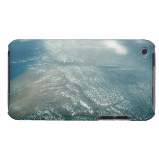 Aerial of the Mouth of Amazon Case-Mate iPod Touch Case
