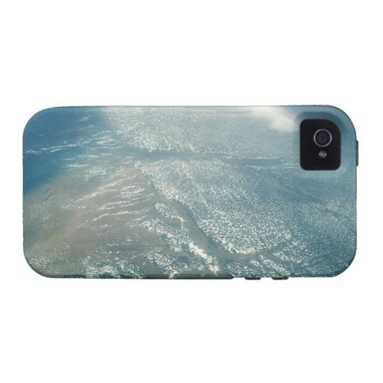 Aerial of the Mouth of Amazon iPhone 4/4S Cover