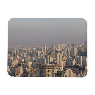 Aerial Panoramic - Sao Paulo Magnet