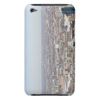 Aerial panoramic view of Chicago's north and iPod Touch Case-Mate Case