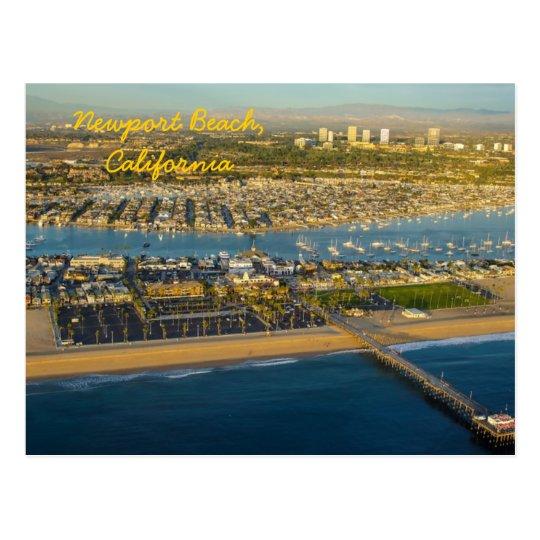 Newport Beach Postcards