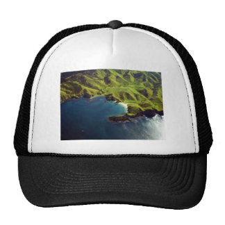 Aerial Photograph of Northland, New Zealand Trucker Hat