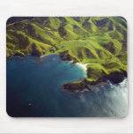 Aerial Photograph of Northland, New Zealand Mouse Pad