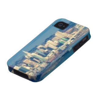 Aerial photograph of the San Francisco Bay Case-Mate iPhone 4 Case