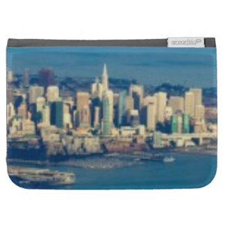 Aerial photograph of the San Francisco Bay Kindle 3G Covers