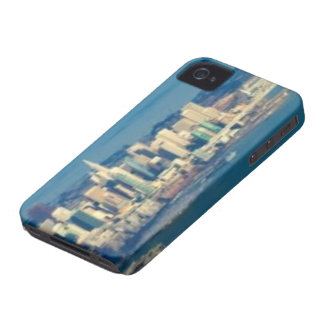 Aerial photograph of the San Francisco Bay iPhone 4 Cases
