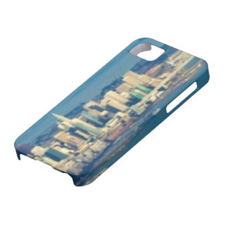 Aerial photograph of the San Francisco Bay iPhone SE/5/5s Case