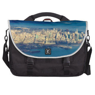 Aerial photograph of the San Francisco Bay Commuter Bag