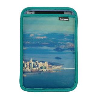 Aerial photograph of the San Francisco Bay Sleeve For iPad Mini