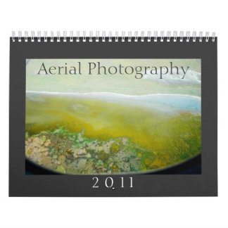 Aerial photography 2011 calendar: USA WEST Calendar