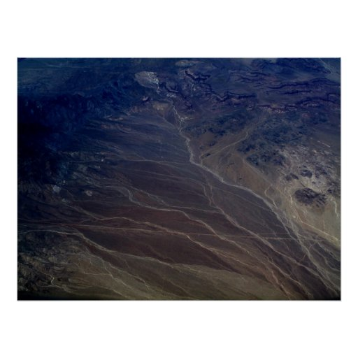 Aerial Photography Art Print