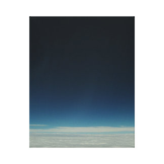 Aerial Photography Canvas Print