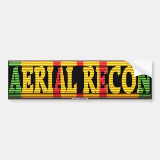 Aerial Recon Vietnam Service Ribbon Sticker