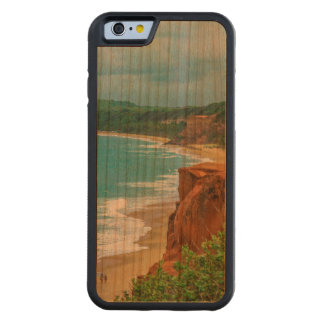 Aerial Seascape Scene Pipa Brazil Carved® Cherry iPhone 6 Bumper