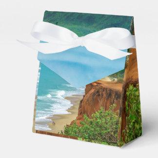 Aerial Seascape Scene Pipa Brazil Favor Box