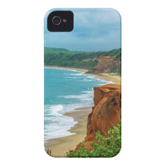 Aerial Seascape Scene Pipa Brazil iPhone 4 Cover