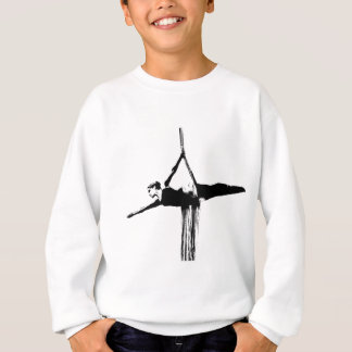 Aerial Silks Dancer Sweatshirt