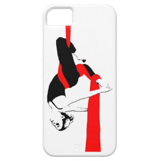 Aerial Silks iPhone 5 Case