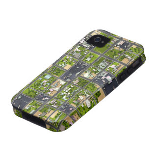 Aerial View - iPhone 4 Covers
