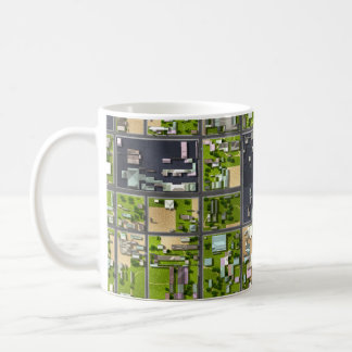 Aerial View - Coffee Mug