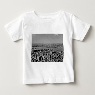 Aerial View from the Empire State Building Vintage Baby T-Shirt