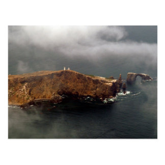 Aerial View of Anacapa Island Postcards