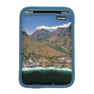 Aerial View Of Atlantic Seaboard Showing Clifton iPad Mini Sleeve