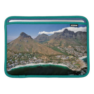 Aerial View Of Atlantic Seaboard Showing Clifton Sleeves For MacBook Air
