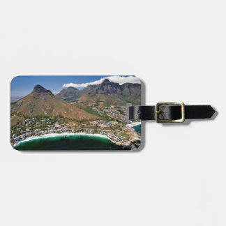Aerial View Of Atlantic Seaboard Showing Clifton Luggage Tag