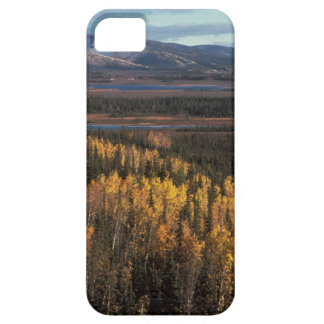 AERIAL VIEW OF AUTUMN LANDSCAPE iPhone SE/5/5s CASE