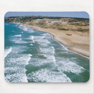 Aerial view of Black Sea coast of Istanbul, Mouse Pad
