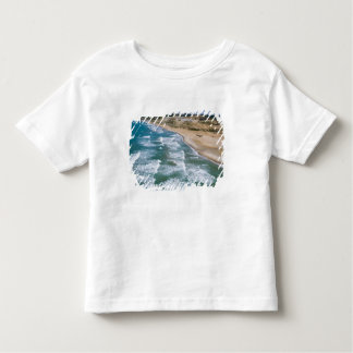 Aerial view of Black Sea coast of Istanbul, Toddler T-shirt