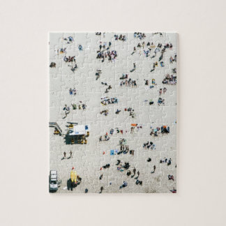 Aerial view of Bondi Beach, Sydney Australia Jigsaw Puzzles