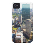 Aerial view of Boston 2 iPhone 4 Case-Mate Case