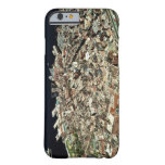 Aerial view of Boston, MA iPhone 6 Case