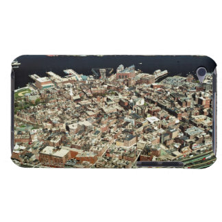 Aerial view of Boston, MA iPod Touch Case-Mate Case