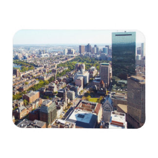 Aerial view of Boston Flexible Magnets