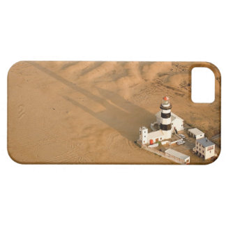 Aerial view of Cape Recife Lighthouse, Nelson iPhone SE/5/5s Case
